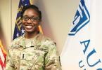 Cadet Tia Pullens